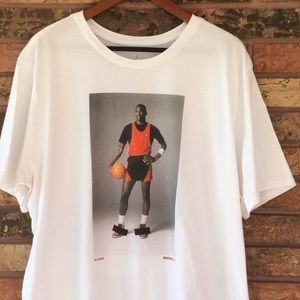 Jordan Imagine If? Banned Photo T Shirt  XXL Nike